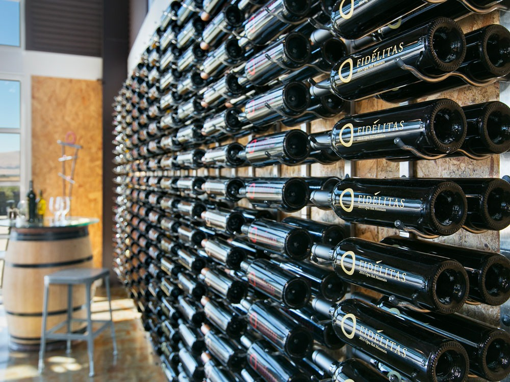 Fidelitas Wines | Fenton, Wa