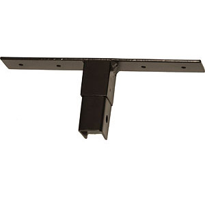 Island Display Rack Shelf Bracket Low