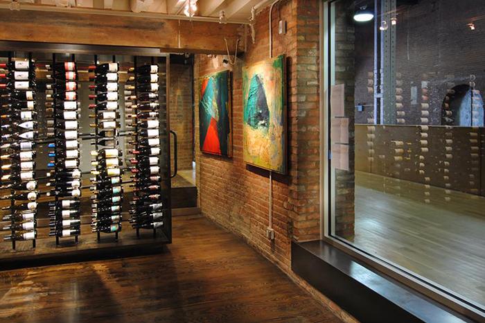 Wine Wall 1