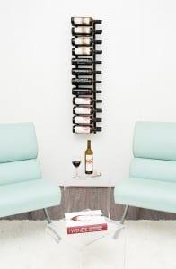WS42 Metal Wine Rack