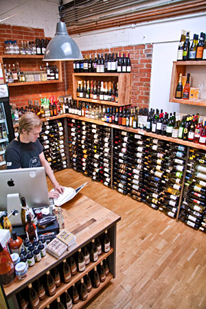 Cured Wine Shop Boulder