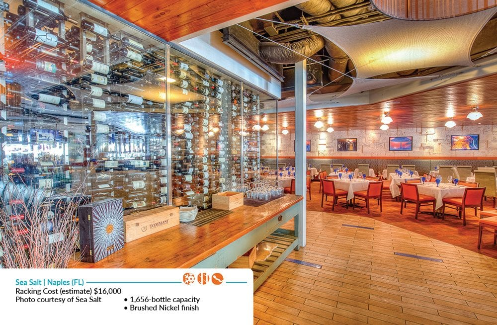 Modern Wine Cellars In Restaurants Liquor Stores Hotels