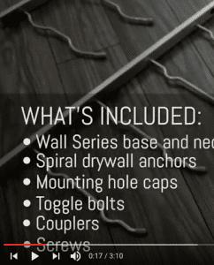 Wall Series Installation Video