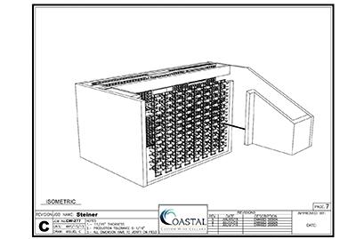 Contact Coastal Custom Wine Cellars