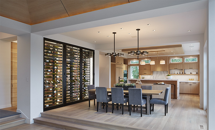 Modern Evolution: A Luxury Show Home in Wayzata with a Killer ...
