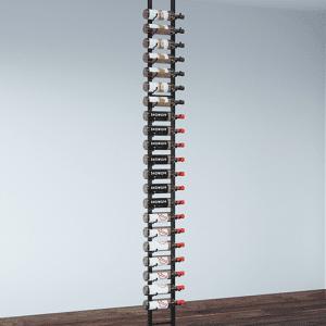 Floating Wine Rack Kit 1 Sided Vintageview