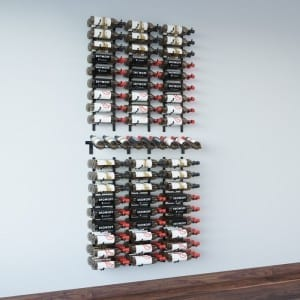 Presentation Row Wine Rack Kit