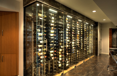 Wine Cellar Innovations Showroom