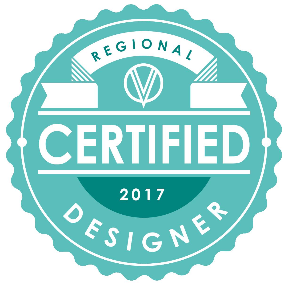 Certified Dealer 2016 Badge