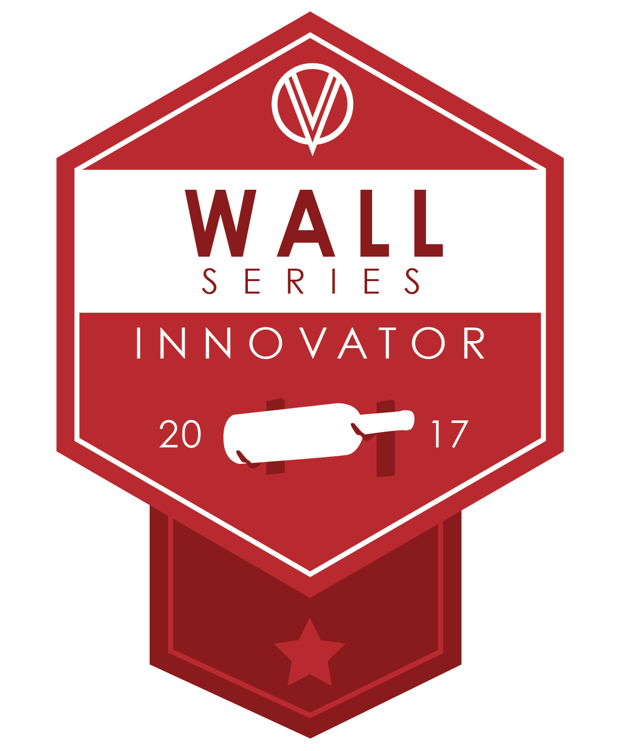 Vino Series Innovator 2016 Badge