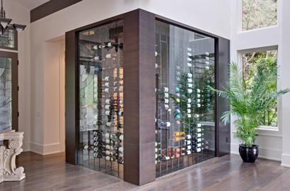 Modern Wine Cellars Blue Grouse