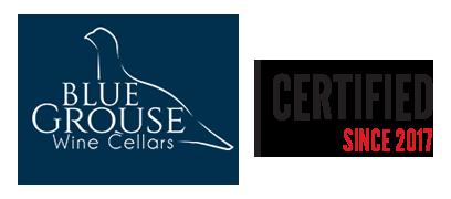 Blue Grouse Wine Cellars