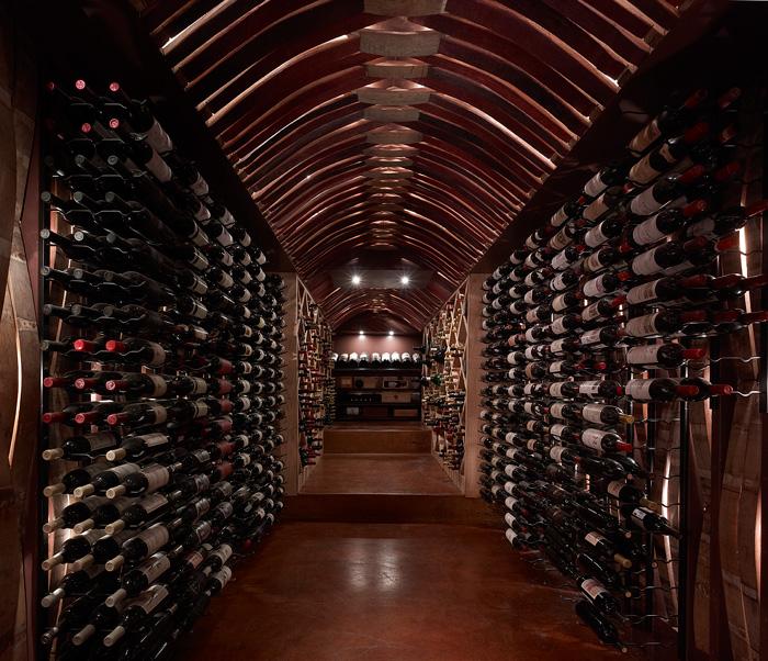 Best Modern Residential Wine Cellar, Wine Storage Systems