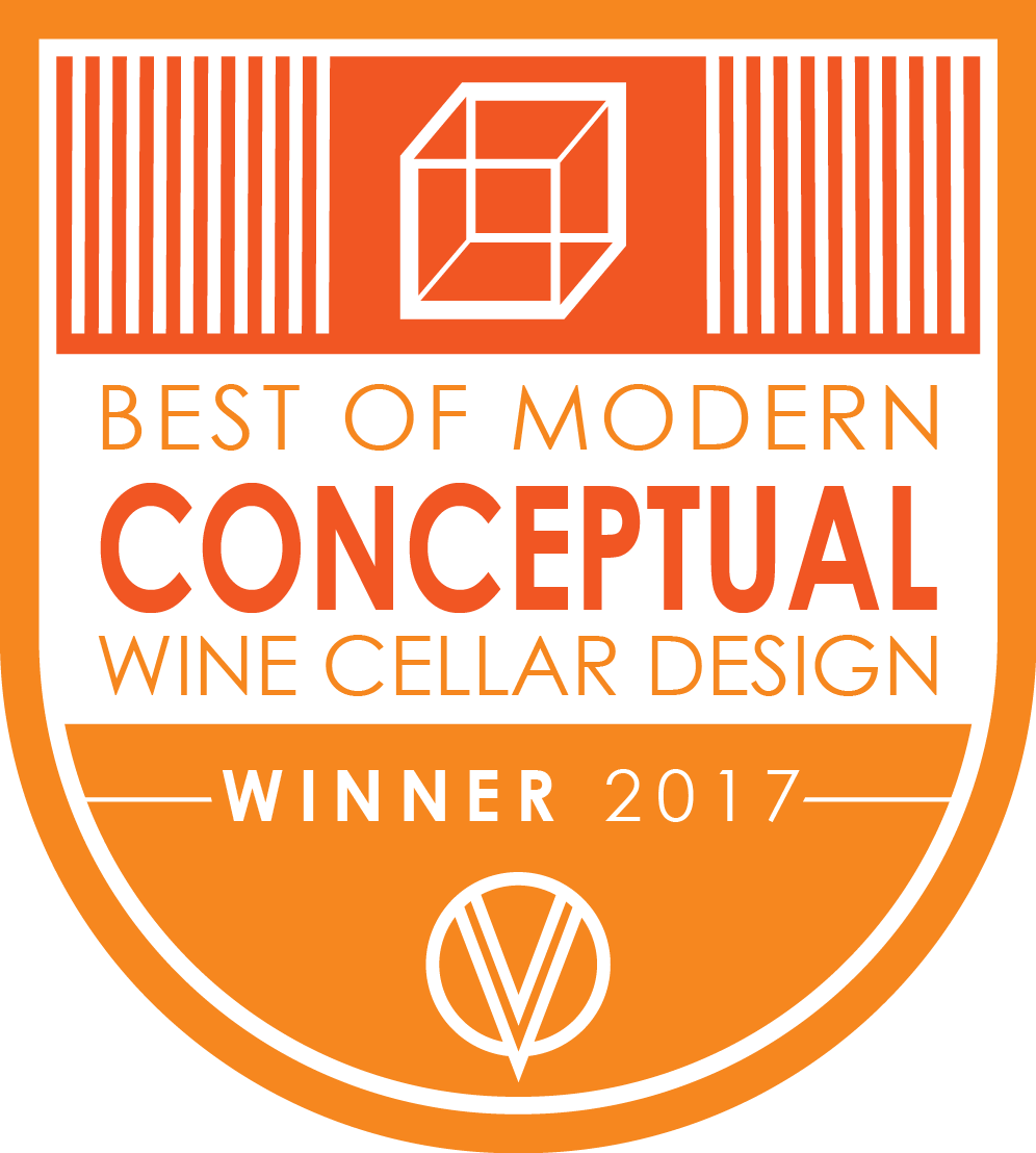 Best Modern Wine Cellar Design Residential 3D