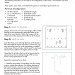 Grain + Rod Metal and Wood Wine Wall Board Installation Instructions