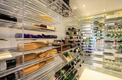Wine Cellar International Showroom