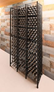 Case & Crate Bin Tall 288-Bottle Wine Storage Kit