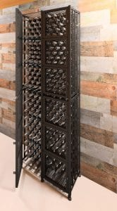 Case & Crate Locker Tall 192-Bottle Wine Storage Kit