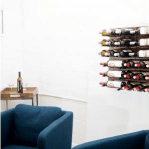 Grain + Rod Wine Wall Kit