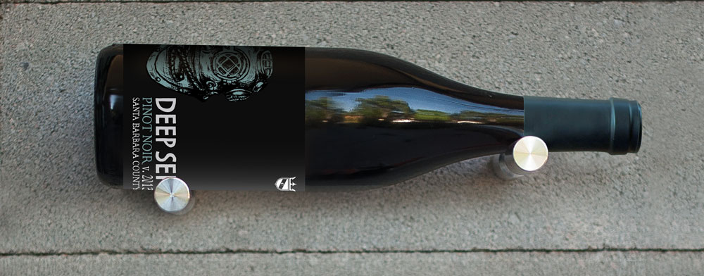 Deep Sea Wines 2013 Pinot Noir