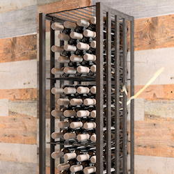 Case & Crate Bin Tall 96-Bottle Wine Storage Kit
