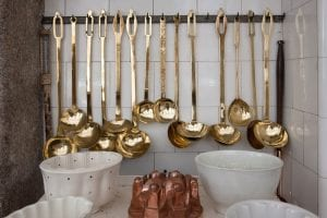 brass ladles
