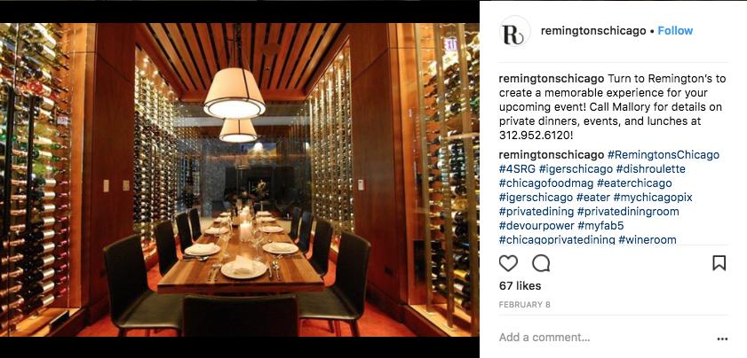 Remington's Chicago