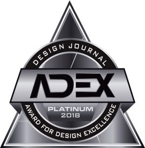 ADEX Platinum Design Award