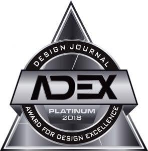 ADEX Platinum Design Award