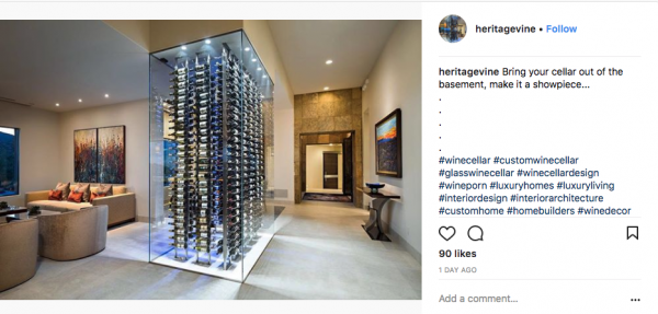 Heritage Vine Custom Wine Cellars