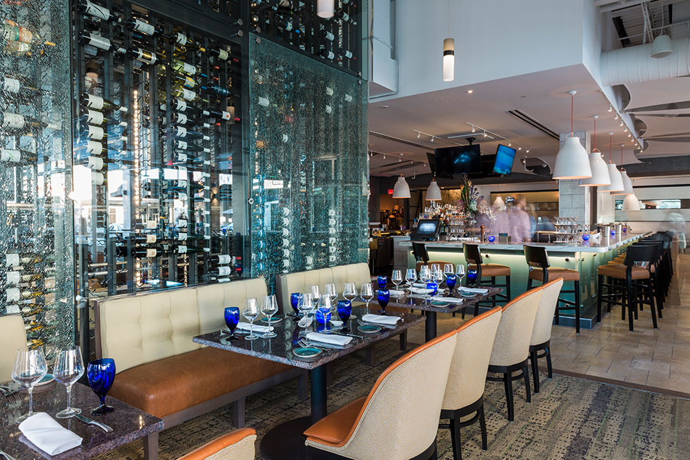 Restaurant Wine Cellar Of The Month April Coastal