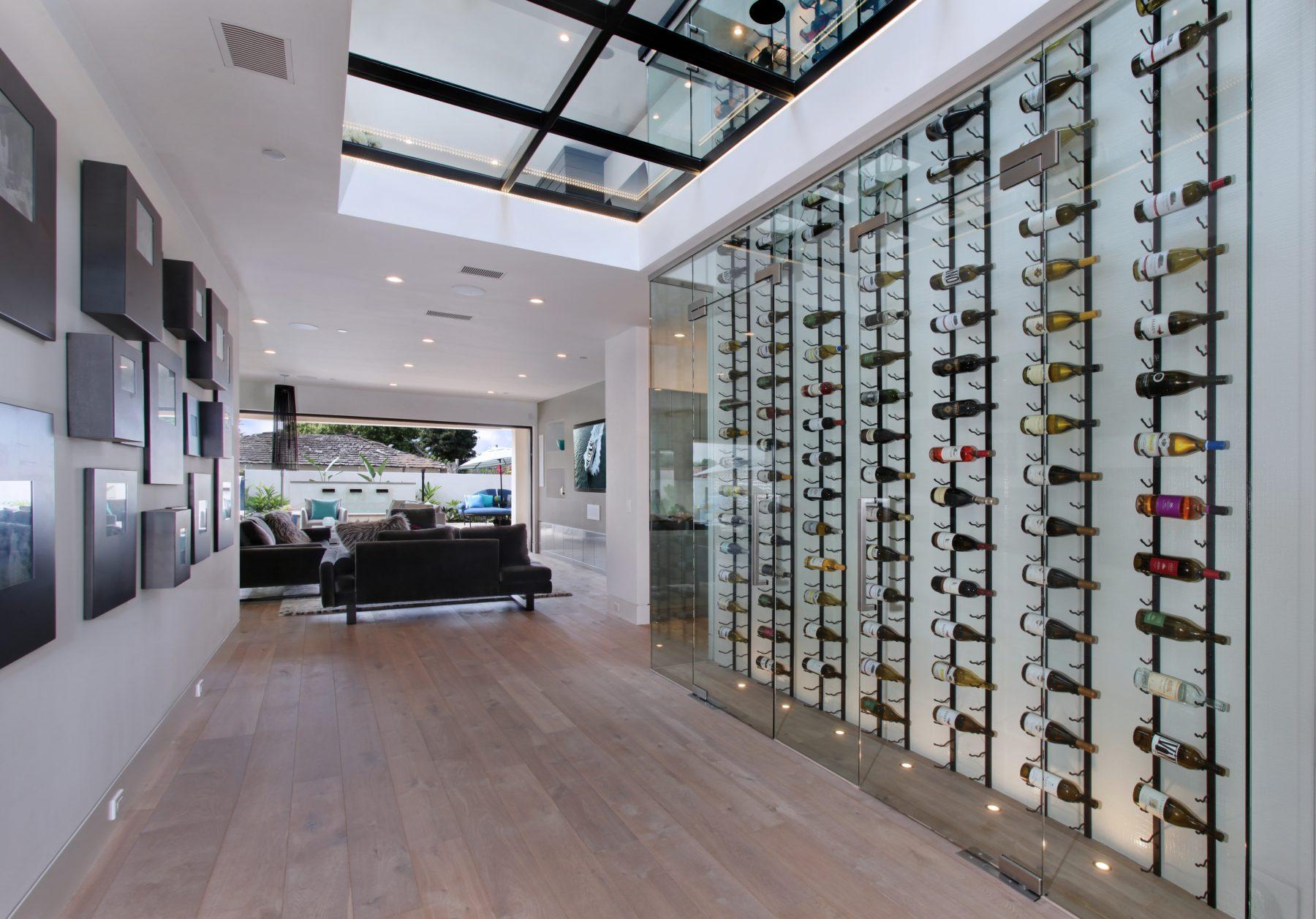 OC Wine Wall