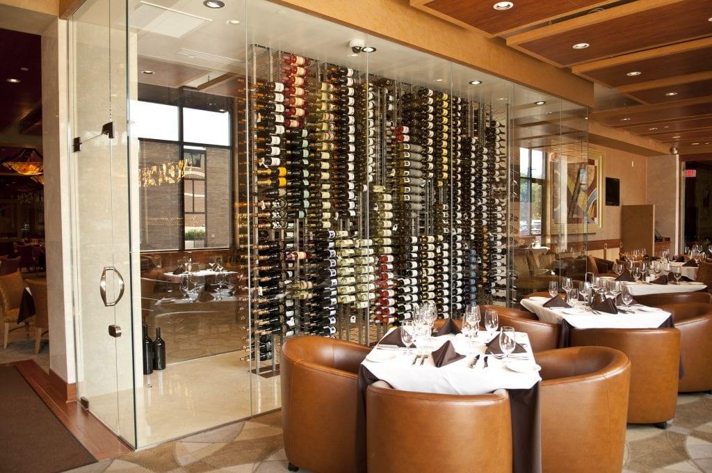 Eddie's Merlot - Dining Room - Bloomfield Hills Mi