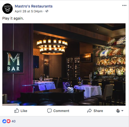 Mastros Steakhouse Houston