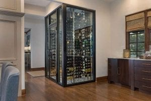 Custom Wine Cellar by Cru Wine Cellars