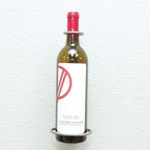 FCF Perch, single bottle accent wine rack