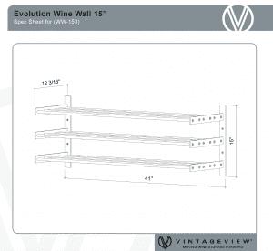 wine wall 153