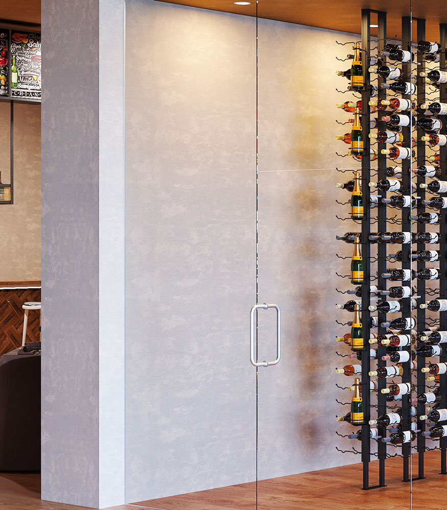 Perch 1 Bottle Vertical Wine Rack