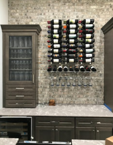 Tim White Remodeling is a VintageView wine cellar design partner.