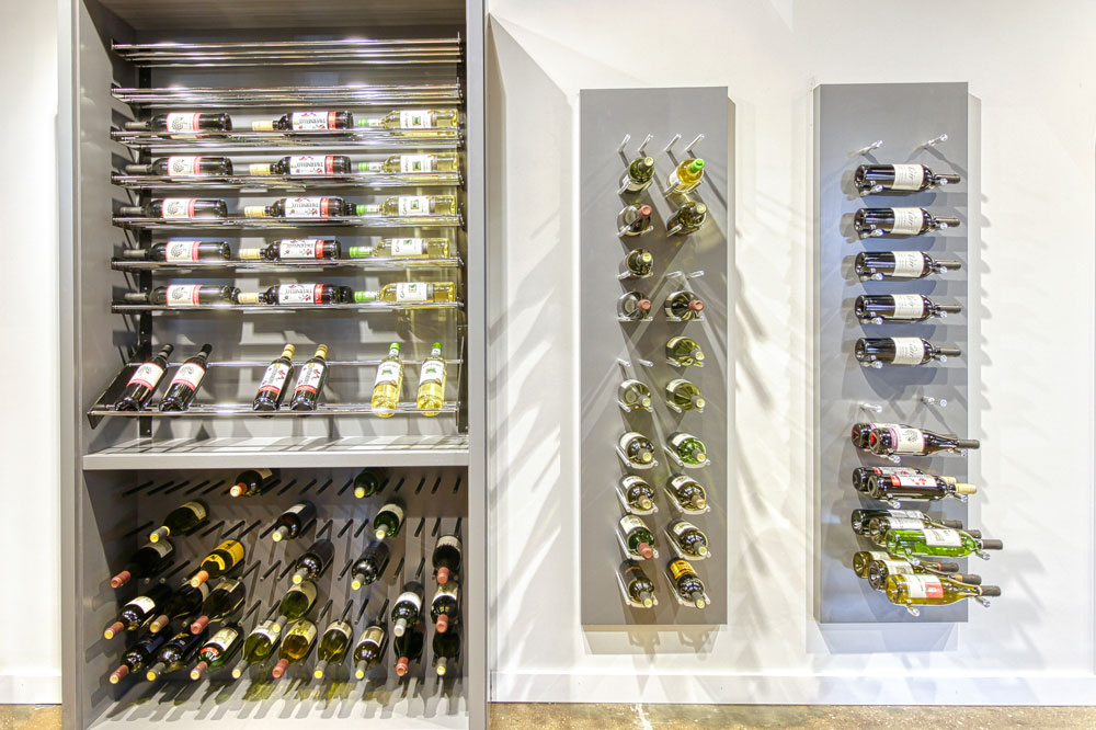 Glenview Haus Wine Cellar Showroom in Chicago