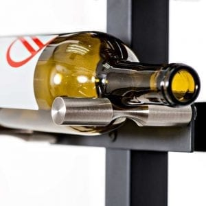 Vino Series Post Floating Wine Rack System