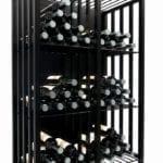 Case & Crate 2.0 Bin Kit (96 bottles, matte black finish)