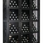 Case & Crate 2.0 Locker Tall Kit (288 bottles, matte black finish)