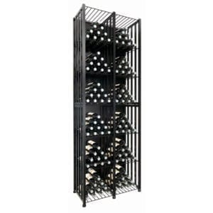 Case & Crate Bin Tall Wine Bottle Storage