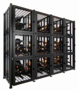 Case & Crate 192 bottle wine locker