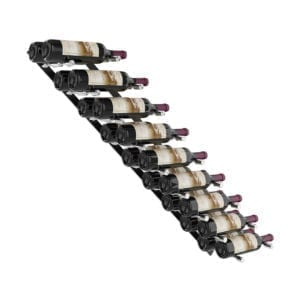 Vino Pins Flex Wall Mounted Wine Rack System