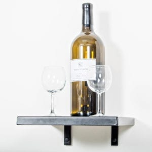 W Series Metal Wine Storage Shelf