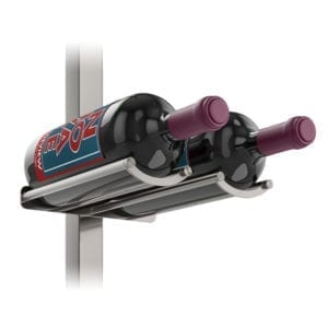 Vino Series Post Wine Rack System Mounting Plate component