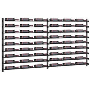 VintageView Evolution Wine Wall Wine Rack with Extension