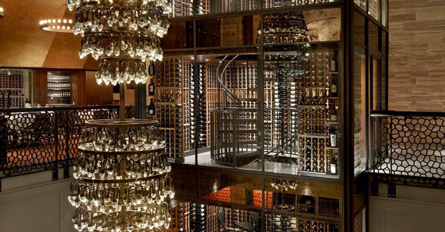 Del Frisco's Wine Cellar Chicago